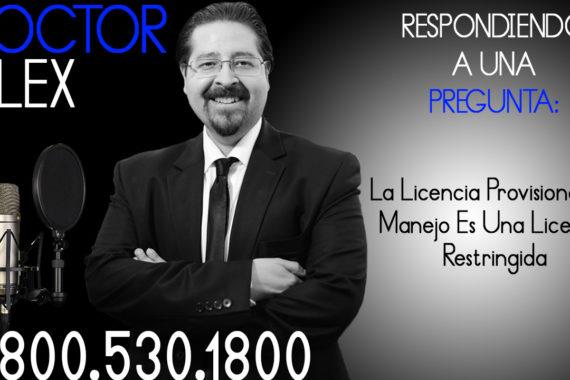 La-Licencia-Provisional-De-Manejo-Es-Una-Licencia-Restringida