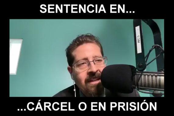 Cárcel o En Prisión