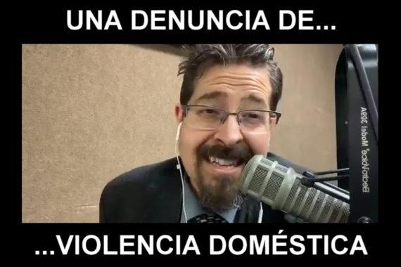 Una Denuncia De Violencia Doméstica